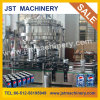 Aerated Soft Drinks Can Filling Packaging Plant / Line