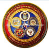 Customized Military Challenge Coin