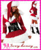 Beatiful Sexy Christmas Costumes for Festival (SH-11241)