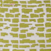 Contemporary Geometric Jacquard Polyester Viscose Upholstery Fabric