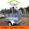 Advantages of a Galvanised Caged Box Trailer / Trailer Guy