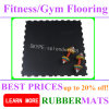Noise Reduce Heavy Duty Gym Round Rubber Mats for Flooring