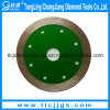 Laser Weld Diamond Cutting Blade for Granite Cutting