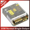 35W S Series Normal Single Output Switching Power Supply (S-35W)