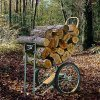 super chuck firewood cart