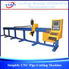 Light Type CNC Round Pipe Cutting Machine for Small Diameter