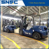 Japan Diesel Engine Forklift with Bale Attachment