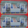 Corrossion Resistance Double Pig Farrowing Crate