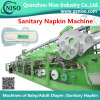 Manufacture of Sanitary Pads Machine with High Speed From China (HY800-SV)