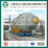 Industrial Vacuum Evaporator Vessel with Support on Site Service