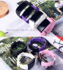 Bluetooth Smart Waterproof Bracelet with Heart Rate & Movement Monitoring D21