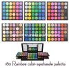 Wholesale Make-up Eyeshadow Pigment 180 Palette Your Own Brand Eyeshadow