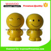 Promotional Simle Face Ceramic Artwork Money Coin Bank