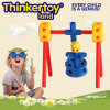 Kit Educational Toy Garden Swing Plastic Puzzle Toy Garden Swing