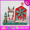 2015 Deluxe Funny Christmas Music Box, Christmas Music Box for Wedding Presents, Christmas Music Toy for Home Decorations W07b017A