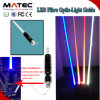 Quick Release IP67 4ft, 5ft, 6ft Safety LED Whips, Warning Sand Flag Lights, Car Optic Fiber
