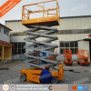 Four Wheels Self-Propelled Electric Scissor Lift