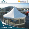 Glass Wall 8m Diameter Multi-Sided Marquee Party Tent with Luxurious Decorations