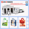 High Speed Non Woven Laminated Handle Bag Making Machine (ZX-LT400)