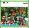 Kids Castle Theme Outdoor Playground Beach Play Equipment (KQ50053A)