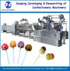 Lollipop Depositing Machine