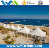 10X10m Leisure Pagoda Tent for Restaurant and Catering in Malta