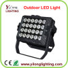 24X15W Rgbaw Building Wash Outdoor Waterproof LED PAR Can
