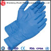 Disposable Blue Medical Hand Nitrile Examination Gloves