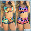2017 Two Piece Swimwear Women Beachwear