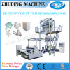 High Speed LDPE Film Blowing Machine