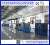 Skin-Foam-Skin Physical Foaming Cable Extruding Machine