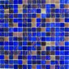 Mix Color Glass Mosaic Tile Blue Color (MC219)