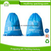 Competitive Price Custom Logo Stripe Drawstring Bag