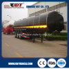 3 Axle Heated Bitumen Transport Tank Truck Semi Trailer
