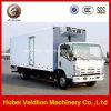 190HP Isuzu Euro4 Van Truck