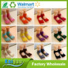 Wholesale Custom Colorful Fingerless Yoga Pilates Sock Manufacturer