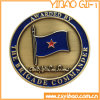 Souvenir Metal Coin with Antique Bronze Plated (YB-c-057)