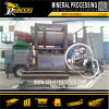 Rotary Drum Scrubber Mobile Sand Screen for Washing Mud Mineral
