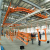 Spray Powder Coating Line for Industrial/Bus