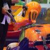 New Design Kids Trackless Electric Ride Light Sensor Dog Train