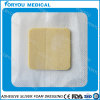 Fenestrated Tracheostomy Foam Dressing Polyurethane Medical Product