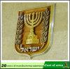 Shield National Emblem, Custom Metal Coat of Arms