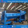 Gold Machine, Gold Washing Trommel Screen with High Recovering Rate