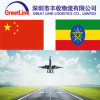 Air Shipping From China to Addis Ababa, Ethiopia