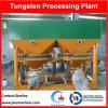 Tungsten Upgrading Flowchart Designer Manufacture Jig Separator