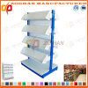 New Customized Supermarket Book CD Stand Shelf (Zhs187)