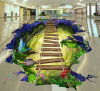 Customized Printing 3D Floor Advertising/Promotion Wall Stickers