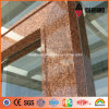 Standard Size Building Door Decoration Granite Texture Aluminum Sandwich Panel