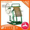 Waist Exercise Outdoor Galvanized Steel Outdoor Fitness Equipment