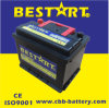 Automobile Starting Power Battery Auto Batteries 12V55ah for Car and Truck DIN55mf
